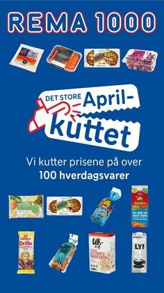 Tilbud fra Supermarkeder i Rema 1000-brosjyren ( 4 dager igjen )
