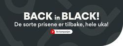 Tilbud fra Lefdal i Oslo-brosjyren