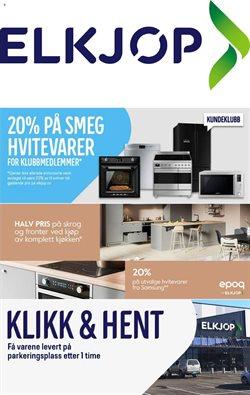 Elkjøp-katalog i Drammen ( 2 dager siden )