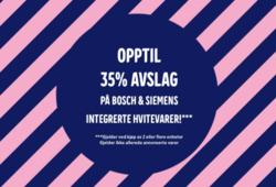 Tilbud fra Elkjøp i Oslo-brosjyren