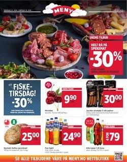 Tilbud fra Helgø Matsenter i Helgø Matsenter-brosjyren ( 3 dager igjen)