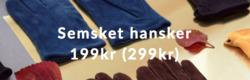 Tilbud fra Morris i Oslo-brosjyren