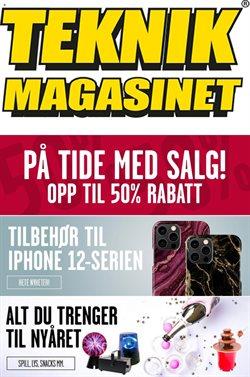 Teknikmagasinet-katalog ( Utløpt )