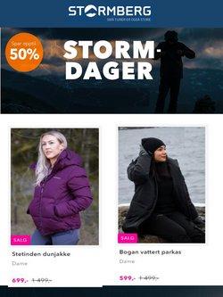 Tilbud fra Stormberg i Stormberg-brosjyren ( Utløper i morgen)