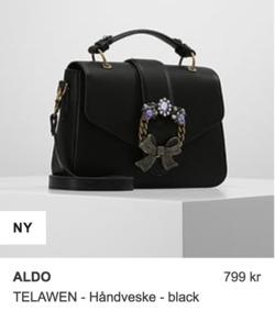 Tilbud fra ALDO i Oslo-brosjyren