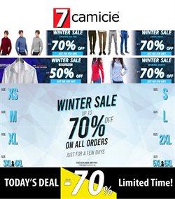 7Camicie-katalog ( Utløpt )