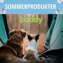 Tilbud fra Buddy i Buddy-brosjyren ( Utløpt)