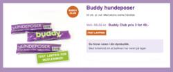 Tilbud fra Buddy i Oslo-brosjyren