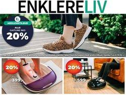 Tilbud fra Enklere Liv i Enklere Liv-brosjyren ( Publisert i går)