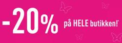 Tilbud fra Enklere Liv i Oslo-brosjyren