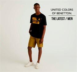 Tilbud fra United Colors of Benetton i United Colors of Benetton-brosjyren ( Mer enn 30 dager)