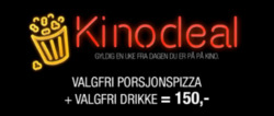 Tilbud fra Peppes Pizza i Bodø-brosjyren