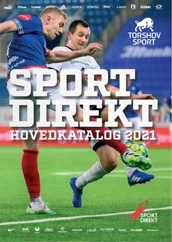Tilbud fra Sport og Fritid i Torshov Sport-brosjyren ( 6 dager igjen)