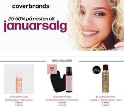 Tilbud på Helse og skjønnhet i Coverbrands-katalogen i Moss ( Publisert i dag )