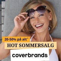 Tilbud fra Coverbrands i Coverbrands-brosjyren ( Utløper i dag)