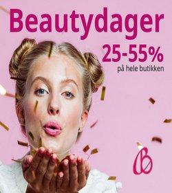 Tilbud fra Helse og skjønnhet i Coverbrands-brosjyren ( 3 dager igjen)