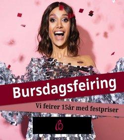 Tilbud fra Helse og skjønnhet i Coverbrands-brosjyren ( 5 dager igjen)