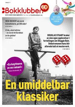 Bokklubben-katalog ( Utløper i dag )