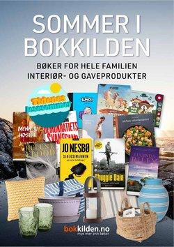 Tilbud fra Bøker og kontor i Bokklubben-brosjyren ( 29 dager igjen)