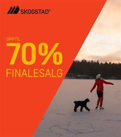 Tilbud fra Salg i Skogstad Sport-brosjyren ( 4 dager igjen)