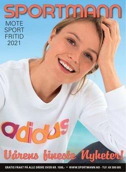 Tilbud fra Sportmann i Sportmann-brosjyren ( Utløpt)