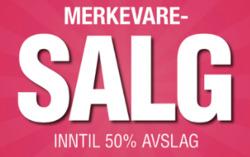 Tilbud fra Sportmann i Fredrikstad-brosjyren