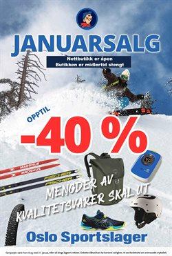 Oslo Sportslager-katalog ( Utløpt )
