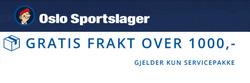 Tilbud fra Oslo Sportslager i Oslo-brosjyren