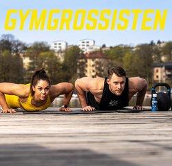 Tilbud fra Gymgrossisten i Gymgrossisten-brosjyren ( 7 dager igjen)