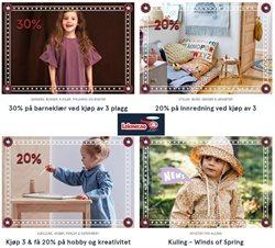Tilbud på Barn og leker i Lekmer-katalogen i Oslo ( 21 dager igjen )