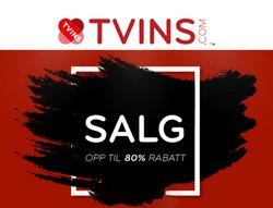Tilbud på Hjem og møbler i Tvins-katalogen i Oslo ( Publisert i går )