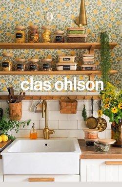 Clas Ohlson-katalog ( Publisert i går )