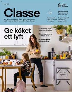 Clas Ohlson-katalog ( Publisert i går)