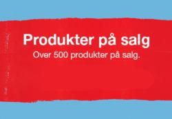 Tilbud fra Clas Ohlson i Oslo-brosjyren