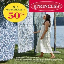 Tilbud fra Princess i Princess-brosjyren ( 8 dager igjen)