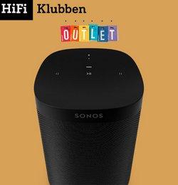 Tilbud på Elektronikk og hvitevarer i Hi-Fi Klubben-katalogen i Oslo ( 2 dager siden )
