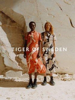 Tilbud fra Premium merker i Tiger of Sweden-brosjyren ( 7 dager igjen)