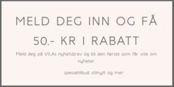Tilbud fra VILA i Lørenskog-brosjyren
