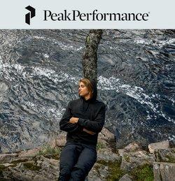 Tilbud fra Peak Performance i Peak Performance-brosjyren ( 7 dager igjen)