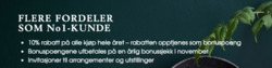 Tilbud fra Illums Bolighus i Oslo-brosjyren