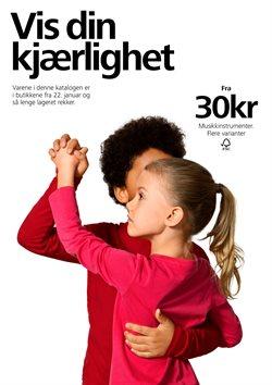 Flying Tiger Copenhagen-katalog ( Utløpt )