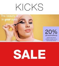 Tilbud fra Helse og skjønnhet i Kicks-brosjyren ( 2 dager igjen)