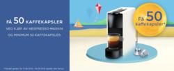 Tilbud fra Nespresso i Oslo-brosjyren