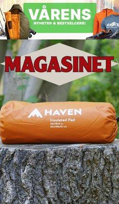 Magasinet-katalog ( Publisert i går )