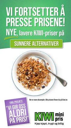Kiwi-katalog i Drammen ( Utløpt )