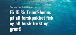 Kiwi-kupong i Sandvika ( Publisert i går )