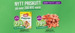 Kiwi-kupong i Oslo ( 20 dager igjen )