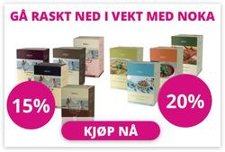 Tilbud fra Sunkost i Oslo-brosjyren
