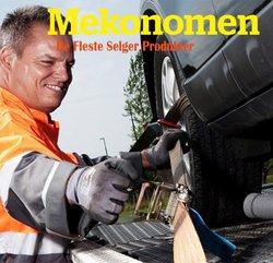 Mekonomen-katalog ( Publisert i dag)