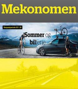 Tilbud fra Mekonomen i Mekonomen-brosjyren ( Utløper i morgen)